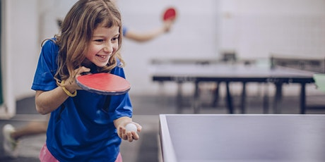 An ADF families event: Come and try table tennis, Townsville tickets