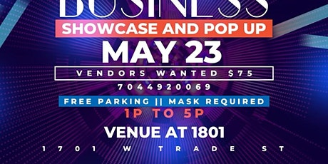 QC Small Business Showcase  and Pop Up tickets