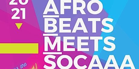 AFRIIICARIB Presents: Afrobeats meets Socaaa tickets