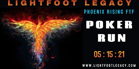 LIGHTFOOT LEGACY POKER RUN tickets