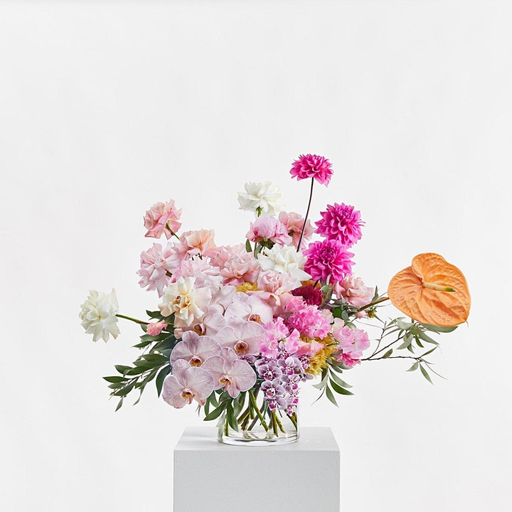 FLORAL MASTERCLASS by Poho  @ The Creative Hub image