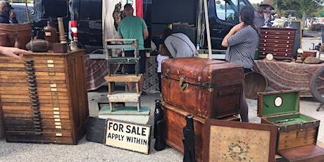 Berwyn Indoor / Outdoor Vintage Flea Market tickets