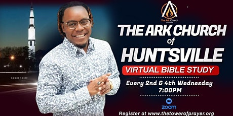 The Ark Church of Huntsville  Virtual Bible Study tickets
