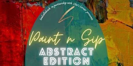 Paint n' Sip: Abstract Edition tickets