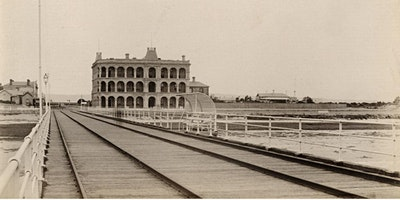 Back of the Napkin Lunch – History of Entrepreneurship in Adelaide