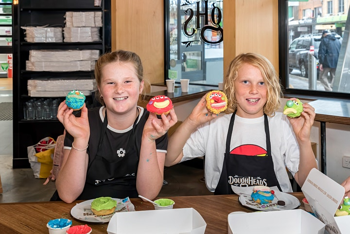 Monster Dough Workshops at Doughheads image