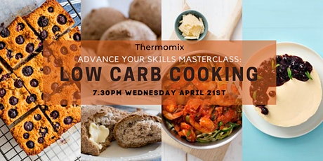 Thermomix Advance Your Cooking Skills Workshop tickets