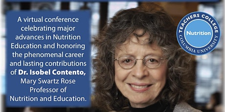 Nutrition Education in a Changing World: A  Celebration of  Isobel Contento tickets