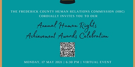 Annual Human Rights Achievement Celebration tickets