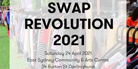SWAP REVOLUTION 2021 tickets