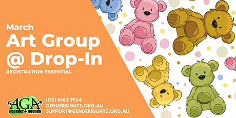 April Drop-In with Art Group at AGA tickets