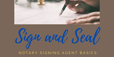 Notary Signing Agent Training Workshop - VIRTUAL tickets