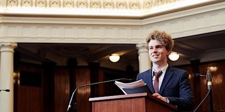 Deakin Law School Debate for High School Students tickets