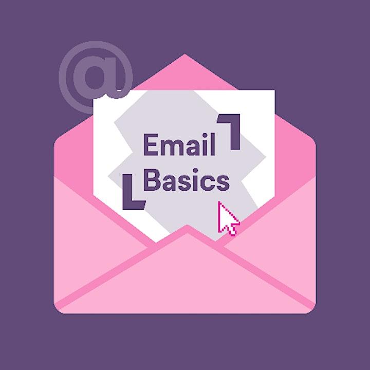 Email Basics @ Glenorchy Library image