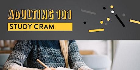 Study Cram tickets