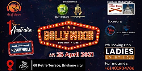 BOLLYWOOD FUSION NIGHT tickets