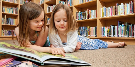 Mittagong Library Preschool Storytime 3-5 years tickets