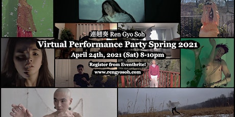 Virtual Performance Party Spring 2021 tickets