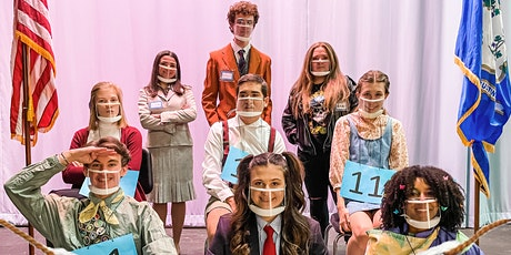 FLHS Drama Club presents THE 25TH ANNUAL PUTNAM COUNTY SPELLING BEE Fri 730 tickets