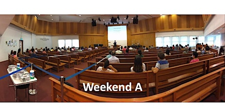 English Service 1 - Sunday, 18 Apr 2021 (Weekend A) tickets
