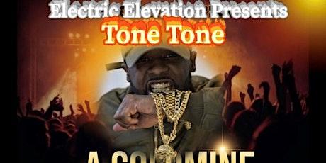 Tone Tone A Goldmine Night tickets