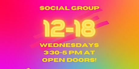 Under 18's Group tickets