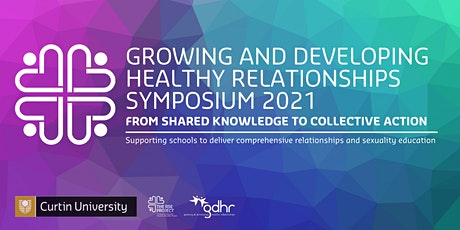 2021 RSE SCHOOL SYMPOSIUM: Growing & Developing Healthy Relationships tickets