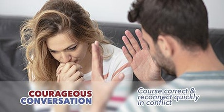 Courageous Conversation ONLINE Interactive Workshop tickets