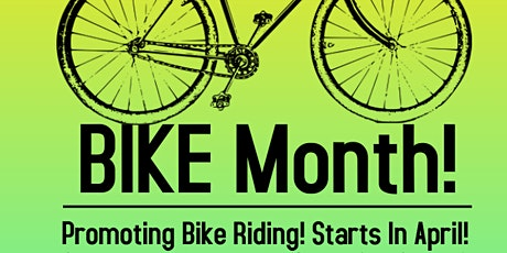 FREE EVENT Be seen Be Safe - Bike month program tickets