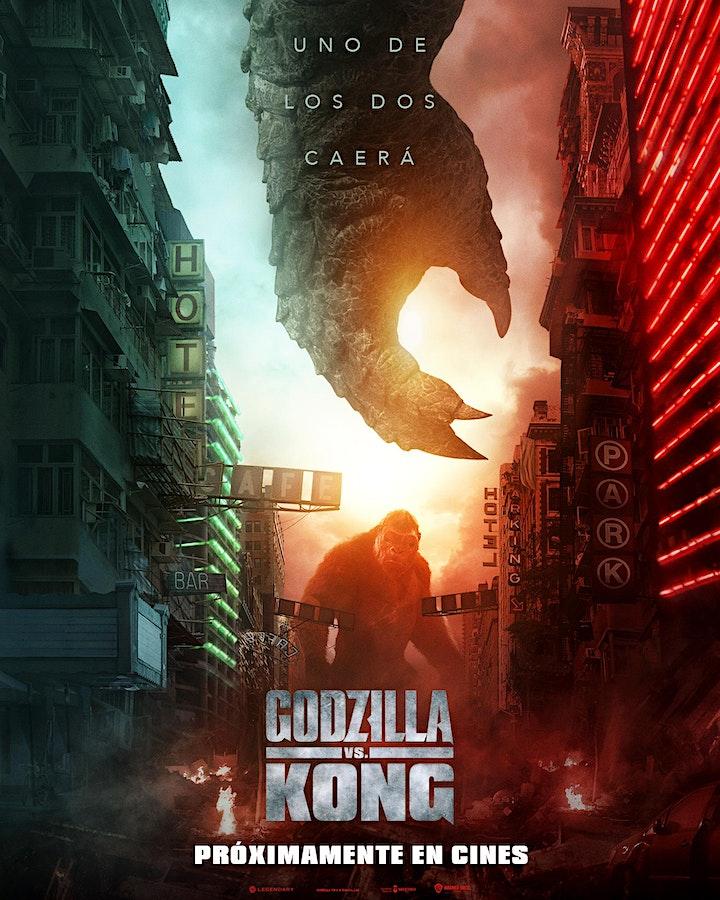 Imagen de Godzilla Vs Kong 2D