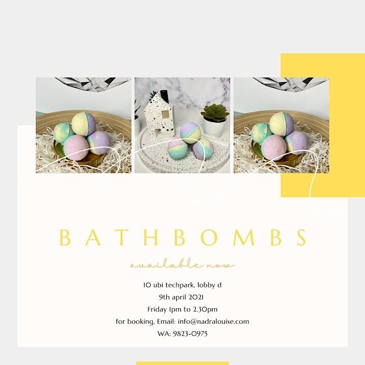 Bathbombs Workshop image