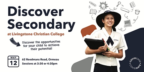 Discover Secondary at Livingstone Christian College tickets