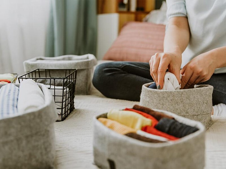 Declutter Your House & Mind! image