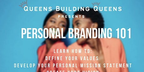 Queens Building Queens Presents - Personal Branding 101 tickets