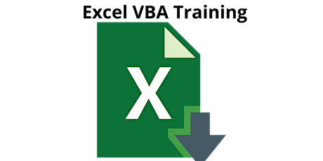 16 Hours Only Microsoft Excel VBA Training Course Dublin tickets