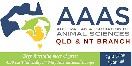 Beef Australia  AAAS meet & greet tickets