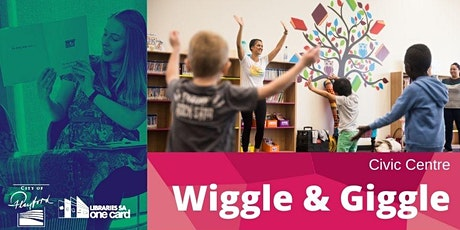 Wiggle and Giggle : Term 2 (11am) tickets