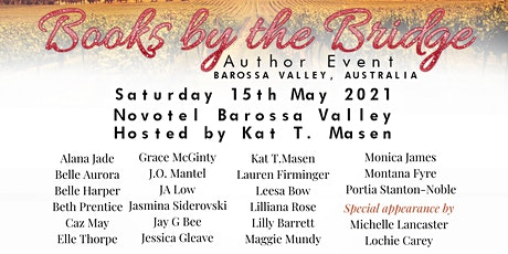 Books by the Bridge Author Event - Barossa Valley tickets