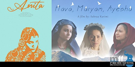 FEATURE+ Short: HAVA, MARYAM, AYESHA and ANITA Screening + LIVE Q&A tickets