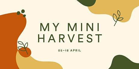 My Mini Harvest tickets
