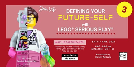 Defining Your Future-self with Lego® Serious Play® - 3 tickets