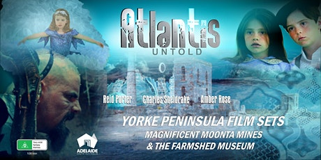 ATLANTIS UNTOLD the movie at the KERNEWEK LOWENDER tickets
