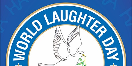Morning Laughter Yoga on World Laughter Day at 9.00am tickets