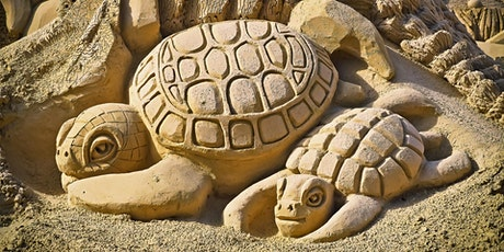 Sand Sculpting Beach Workshop - 10:00am Session tickets