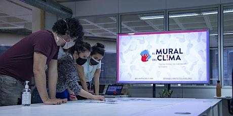 El Mural del Clima – Taller @ Impact Hub Barcelona entradas
