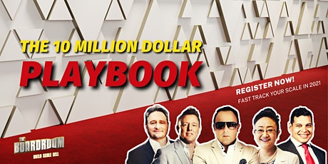 The 10 Million Dollar Playbook - How to Scale Any Company Past $10 Million tickets