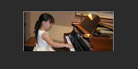 Suzuki Piano Tutorial & Concert - June, 6 2021 tickets