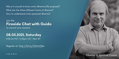 Fireside Chat with Guido tickets