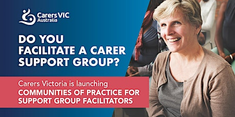 Communities of Practice for Support Group Facilitators Metro South/East tickets