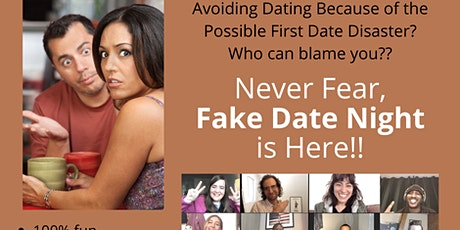 Fake Date Night - for Singles Who Like to Have Fun tickets